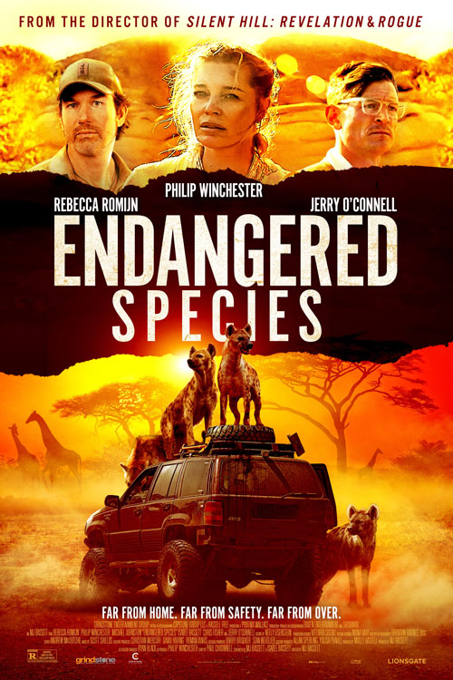 Cuộc Chiến Sinh Tồn - Endangered Species