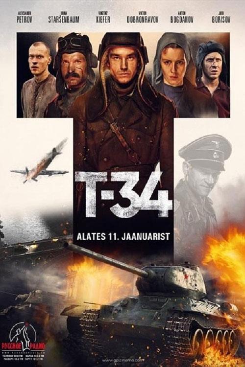 Chiến Tăng Huyền Thoại - T-34