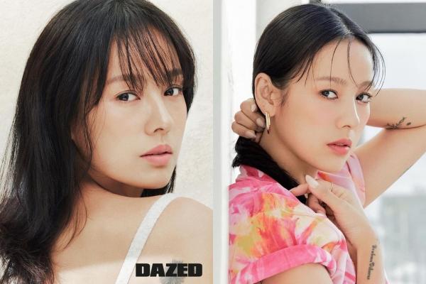'Nữ Hoàng gợi cảm' Lee Hyo Ri đẹp bất chấp trong bộ ảnh tạp chí mới khiến dân tình phát cuồng
