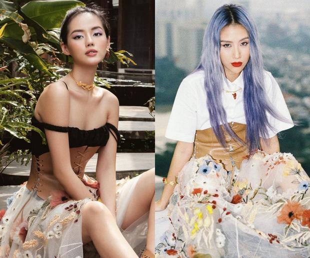 Quỳnh Anh Shyn và Cô em trendy 'đọ găng' trong BST mới của Dior
