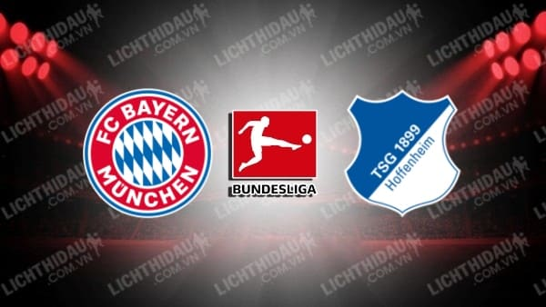 Video kết quả Bayern Munich vs Hoffenheim, vòng 11 VĐQG Đức