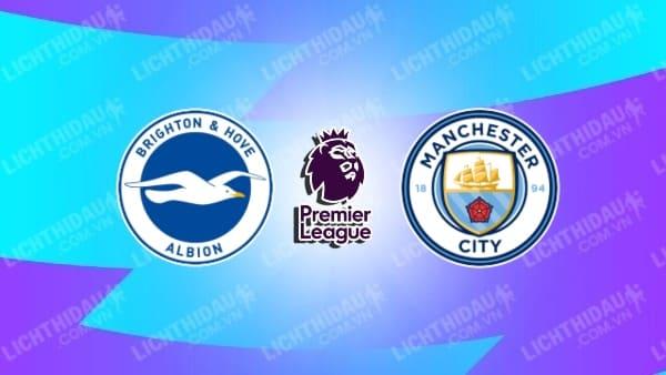 Video kết quả Brighton vs Man City, vòng 9 Ngoại hạng Anh