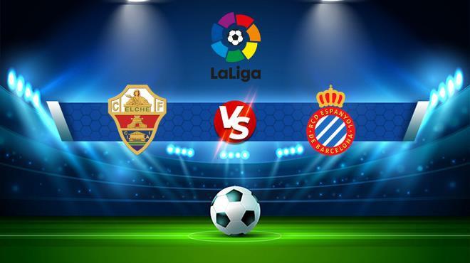 Video kết quả Elche vs Espanyol, vòng 10 VĐQG Tây Ban Nha