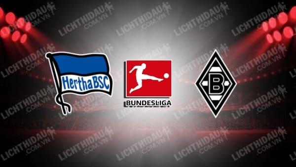 Video kết quả Hertha Berlin vs Monchengladbach, vòng 11 VĐQG Đức