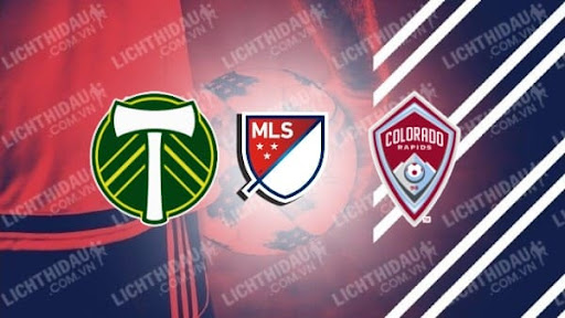 Trực tiếp Colorado Rapids vs Portland Timbers, 08h00 ngày 24/10, giải nhà nghề Mỹ MLS