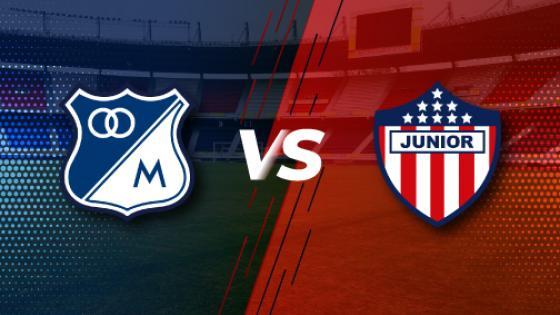 Trực tiếp Millonarios vs Atletico Junior Barranquilla, 08h10 ngày 24/10, giải VĐQG Colombia