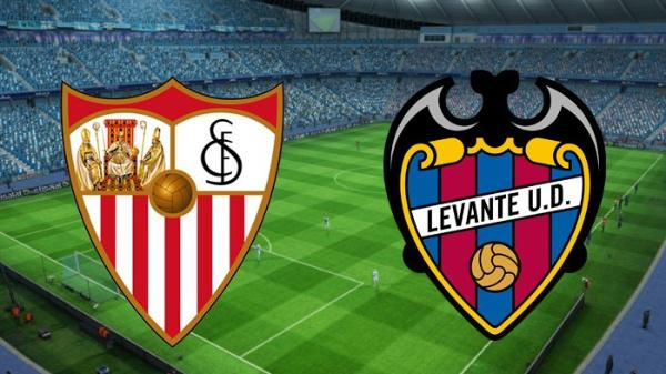 Trực tiếp Sevilla vs Levante, 19h00 ngày 24/10, vòng 10 VĐQG Tây Ban Nha