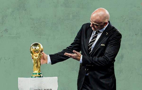 KẾ HOẠCH TỔ CHỨC WORLD CUP 2 NĂM MỘT LẦN ĐANG ĐƯỢC TRIỂN KHAI